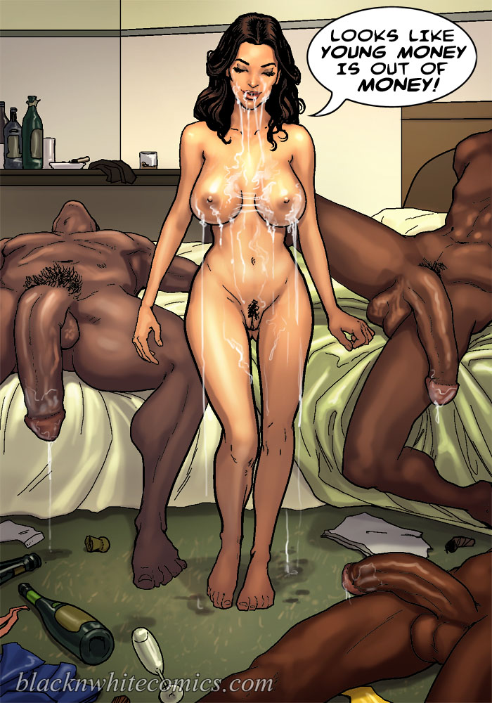 big black dick comic porn